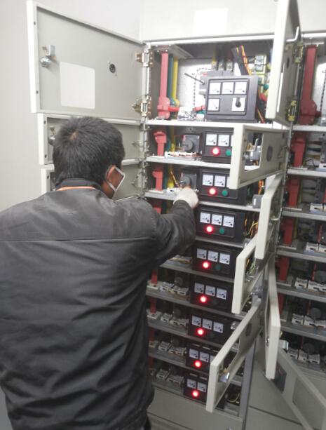高低压配电室巡检技术规范